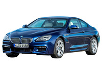 BMW 6シリーズ 2015年7月〜モデルのカタログ画像