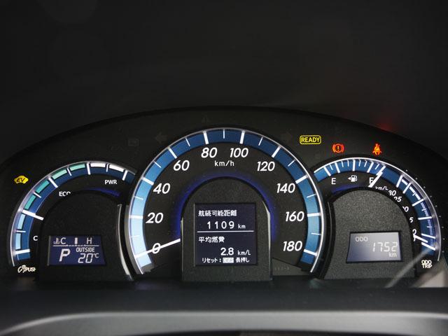 トヨタ カムリハイブリッド 2012年9月〜モデル