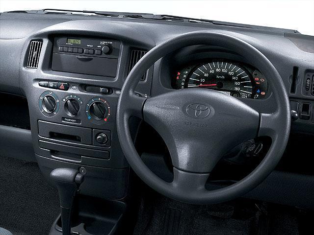 トヨタ プロボックスバン 2010年6月〜モデル