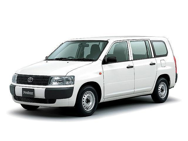 トヨタ プロボックスバン 2008年9月〜モデル
