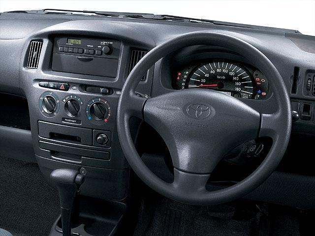 トヨタ プロボックスバン 2008年8月〜モデル
