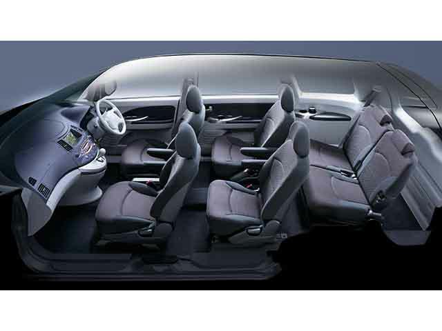 三菱 グランディス 新型・現行モデル