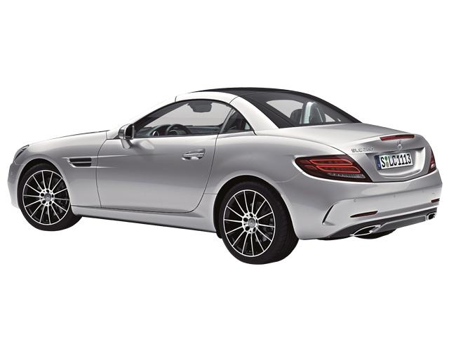 メルセデス・ベンツ SLC 新型・現行モデル