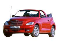 クライスラー PTクルーザーカブリオ 2004年7月〜モデルのカタログ画像
