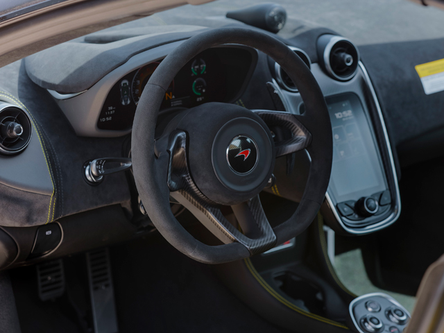 マクラーレン 570Sスパイダー 新型・現行モデル
