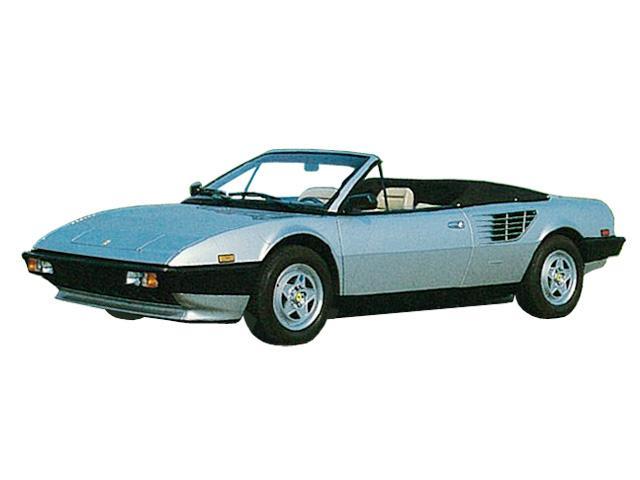 フェラーリ モンディアルカブリオレ 新型モデル