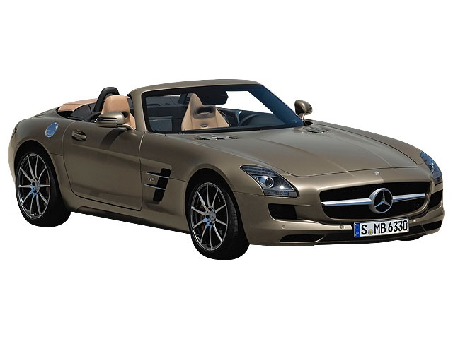 AMG SLSクラスロードスター 新型・現行モデル