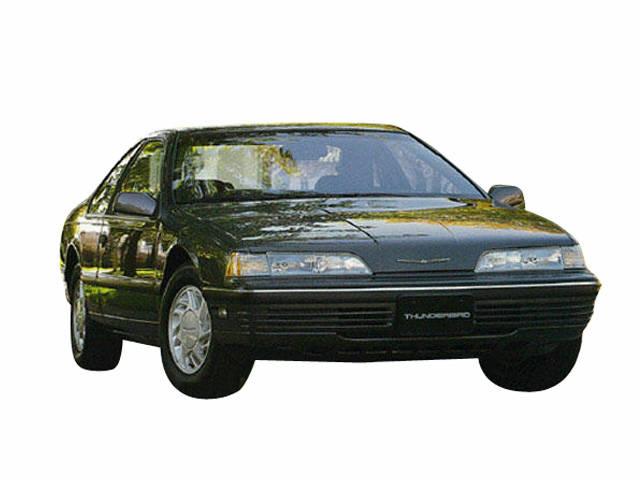 フォード サンダーバード 新型・現行モデル