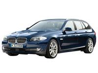 BMW 5シリーズツーリング 2010年9月〜モデルのカタログ画像