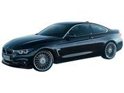 BMWアルピナ D4クーペ 2014年09月〜