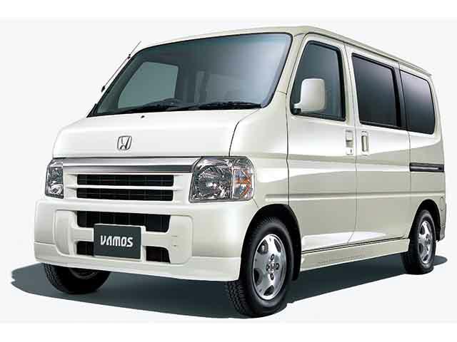ホンダ バモス 2003年4月〜モデル