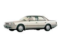 トヨタ クレスタ 1989年8月〜モデルのカタログ画像