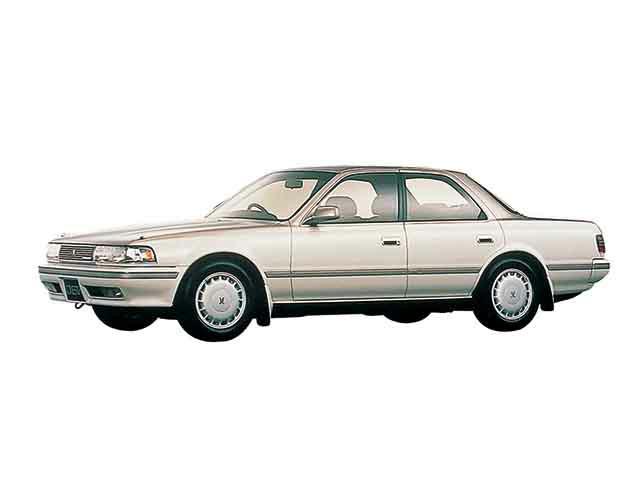 トヨタ クレスタ 1989年8月〜モデル