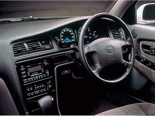 トヨタ クレスタ 1997年8月〜モデル