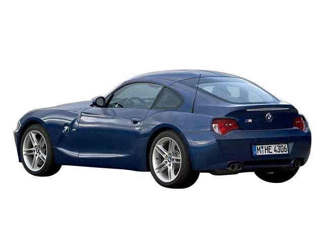BMW Z4 Mクーペ 2008年10月〜モデル