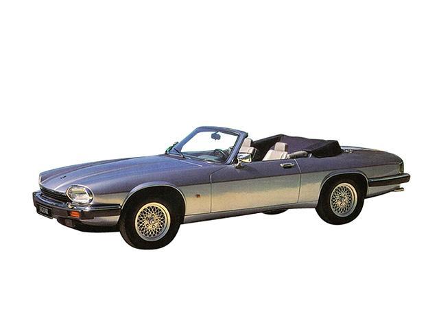 ジャガー XJコンバーチブル 新型モデル