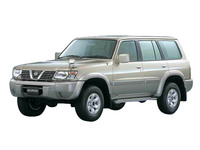 日産 サファリ 1999年9月〜モデルのカタログ画像