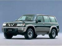 日産 サファリ 1997年10月〜モデルのカタログ画像