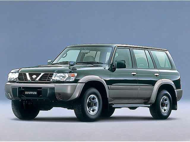 日産 サファリ 1997年10月〜モデル