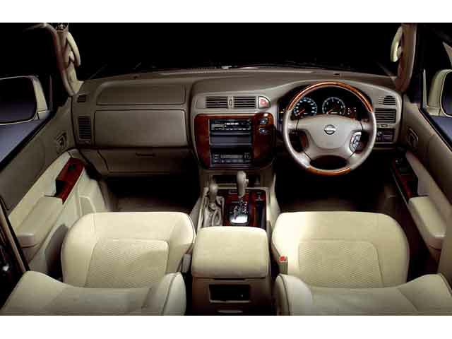 日産 サファリ 2002年11月〜モデル