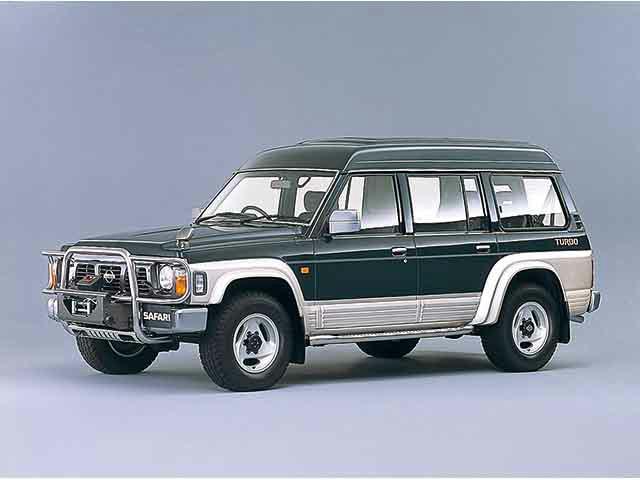 日産 サファリ 1993年8月〜モデル