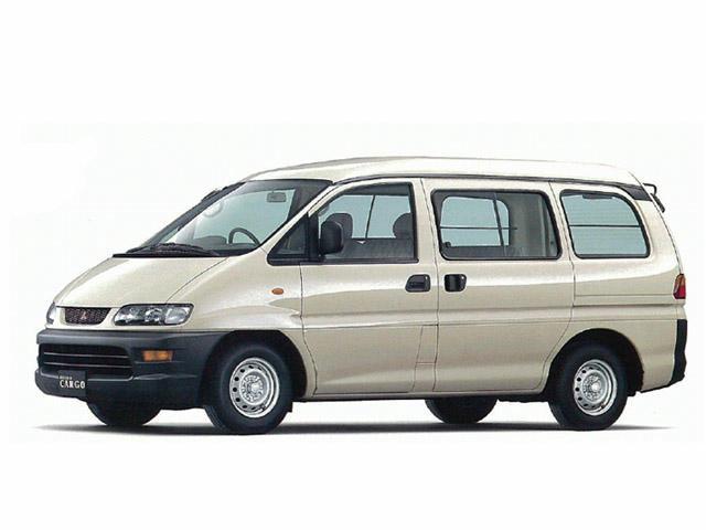 三菱 デリカカーゴ 新型・現行モデル