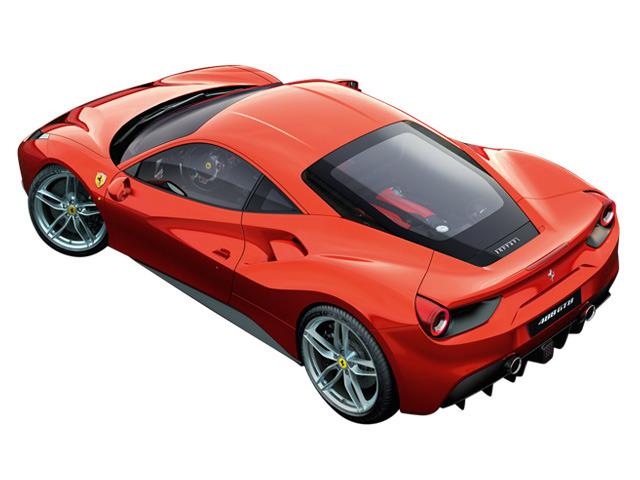 フェラーリ 488GTB 新型・現行モデル
