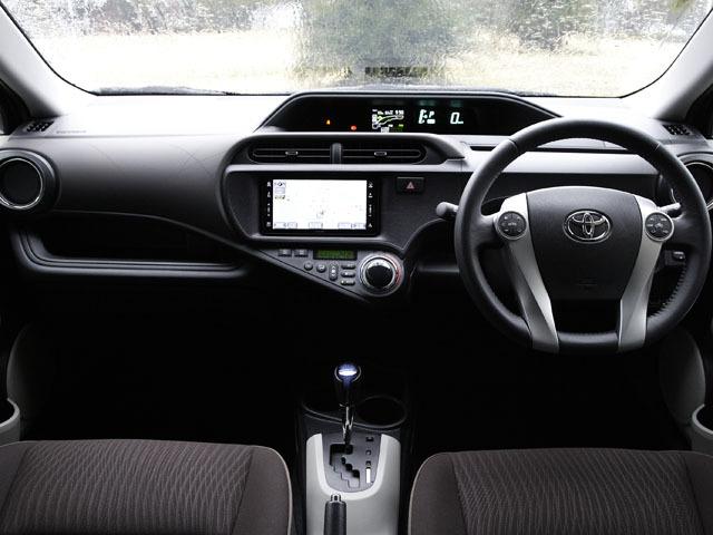 トヨタ アクア 新型・現行モデル