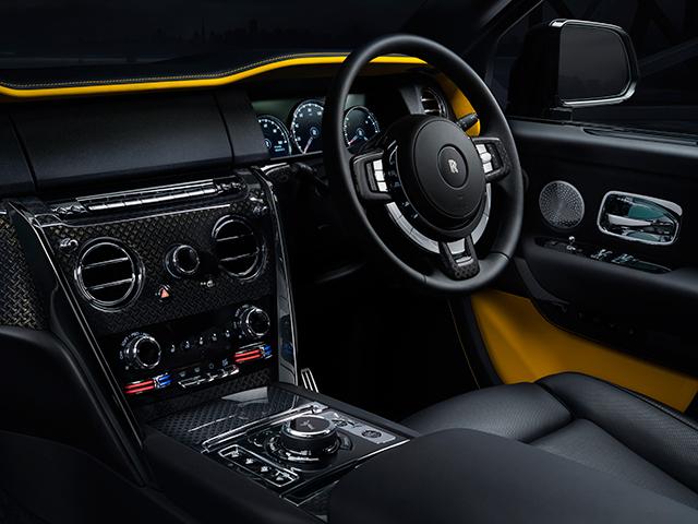 ロールスロイス ブラックバッジカリナン 新型・現行モデル