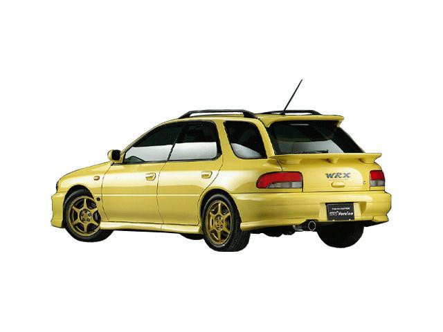 スバル インプレッサスポーツワゴンSTI 1999年9月〜モデル