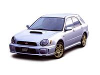 スバル インプレッサスポーツワゴンSTI 2000年10月〜モデルのカタログ画像