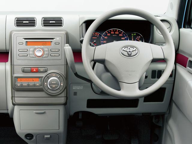 トヨタ ピクシススペース 新型・現行モデル