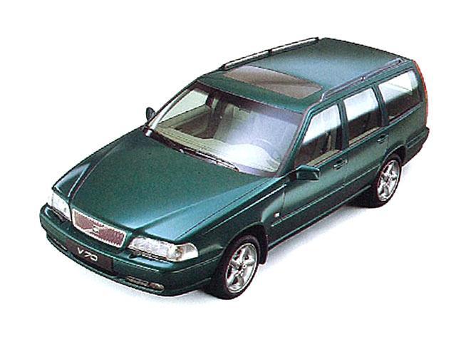 ボルボ V70 新型・現行モデル