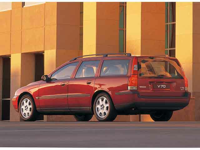 ボルボ V70 2000年10月〜モデル