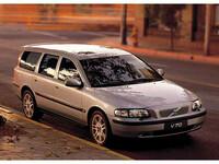 ボルボ V70 2000年10月〜モデルのカタログ画像