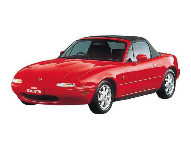マツダ ロードスター 1993年2月〜モデル