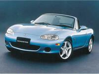 マツダ ロードスター 2002年7月〜モデルのカタログ画像