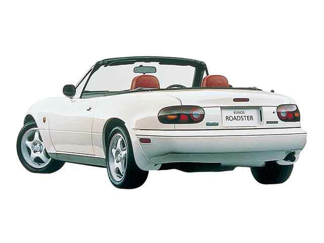 マツダ ロードスター 1995年8月〜モデル