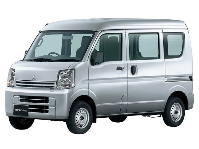 三菱 ミニキャブバン 2015年3月〜モデル
