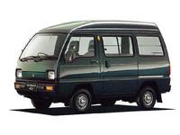 三菱 ミニキャブバン 1990年2月〜モデルのカタログ画像
