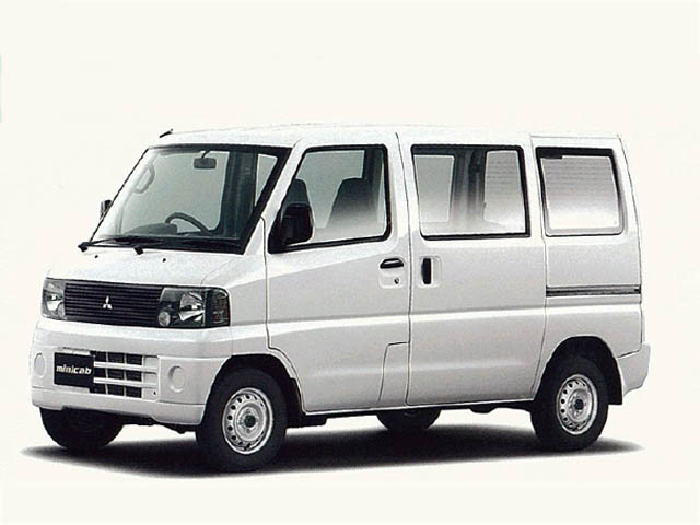 三菱 ミニキャブバン 2000年11月〜モデル