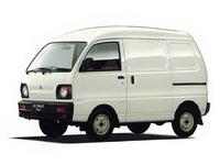 三菱 ミニキャブバン 1991年1月〜モデルのカタログ画像