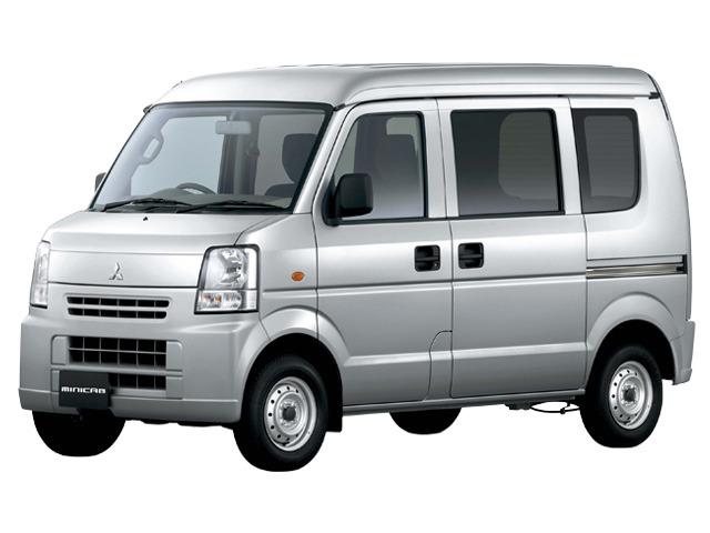 三菱 ミニキャブバン 2014年4月〜モデル