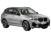 BMW X3 M 2019年6月〜モデルのカタログ画像