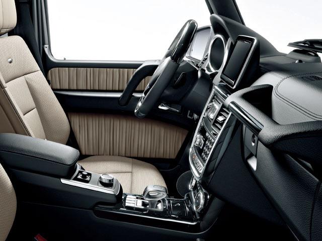 AMG Gクラス 2012年8月〜モデル