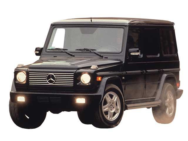 AMG Gクラス 2000年1月〜モデル