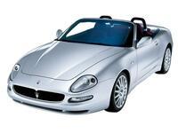 マセラティ スパイダー 2001年10月〜モデルのカタログ画像