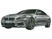 BMW M6 グランクーペ 2017年4月〜モデルのカタログ画像