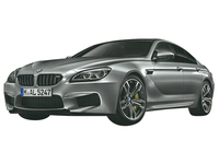 BMW M6 グランクーペ 2018年1月〜モデルのカタログ画像