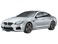 BMW M6 グランクーペ 2013年1月〜モデルのカタログ画像